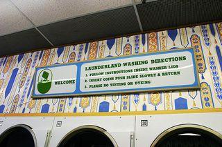 Launderland!